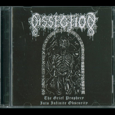 "Bloodsoaked Necrovoid ""The Apocryphal Paths..."" CD"
