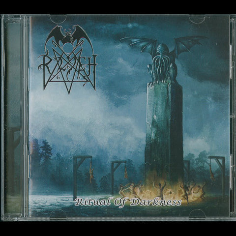 "R'lyeh ""Ritual of Darkness"" CD"