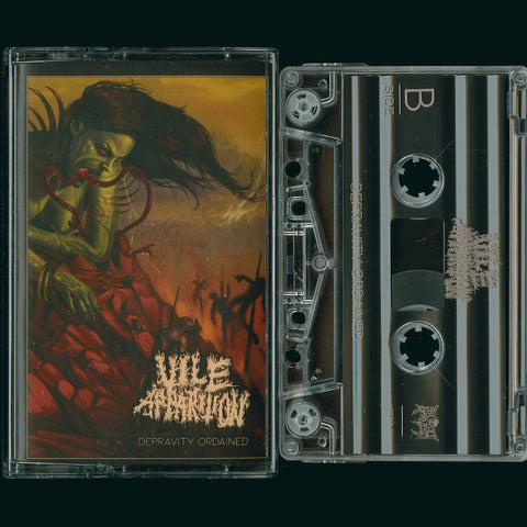 "Vile Apparition ""Depravity Ordained"" MC"