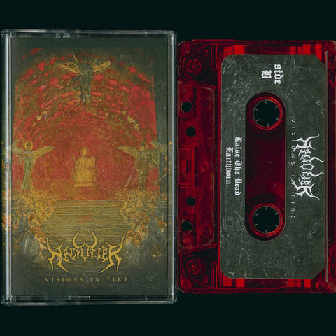 "Necrofier ""Visions In Fire"" MC"