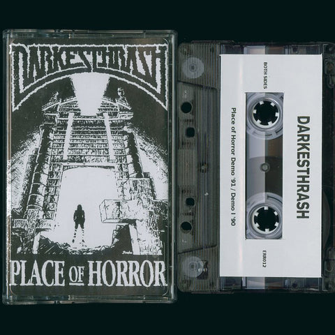 "Darkesthrash ""Place of Horror Demo '91 / Demo 1 '90"" Demo"