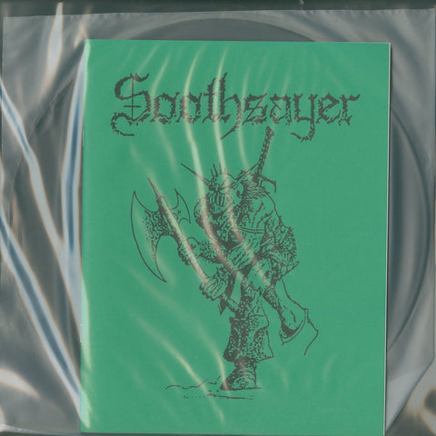 "Soothsayer ""To Be A Real Terrorist"" Test Press LP"