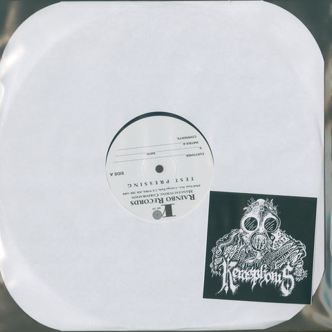 "Kerasphorus ""Necronaut"" Test Press MLP"