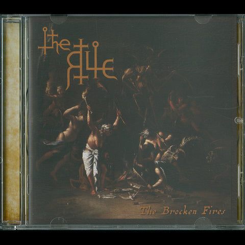"The Rite ""The Brocken Fires"" CD"