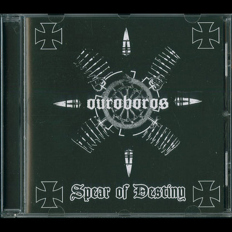 "Ouroboros ""Spear Of Destiny"" CD"
