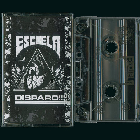 "Escuela / Disparo! ""2017 Split"" Split MC"