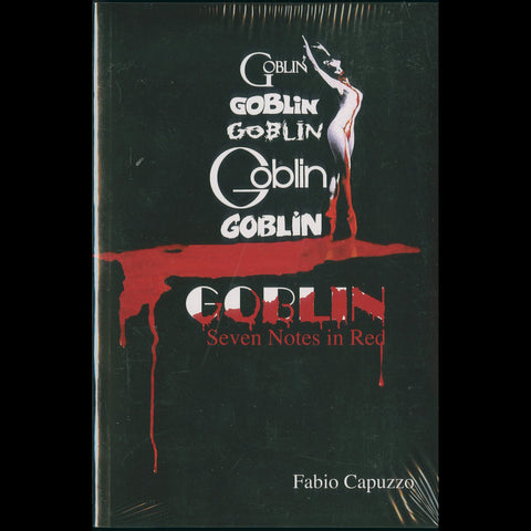 "Goblin ""Seven Notes in Red"" Book"