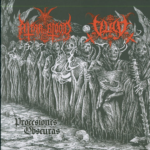 ALTAR of BLOOD / VLAD Split 7""