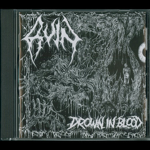 "Ruin ""Drown in Blood"" CD"