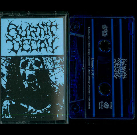 "Burnt Decay ""Demo 2019"" MC"