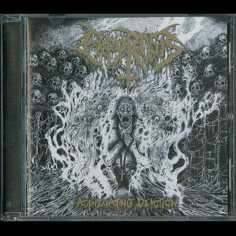 "Ekpyrosis ""Asphyxiating Devotion"" CD"