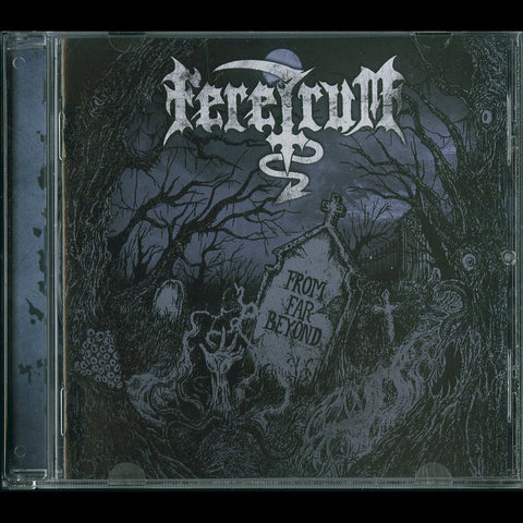 "Feretrum ""From Far Beyond"" CD"