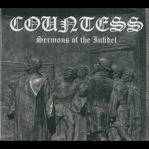 "Countess ""Sermons of the Infidel"" Digipak CD"