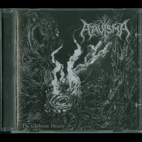 "Atavisma ""The Chthonic Rituals"" CD"