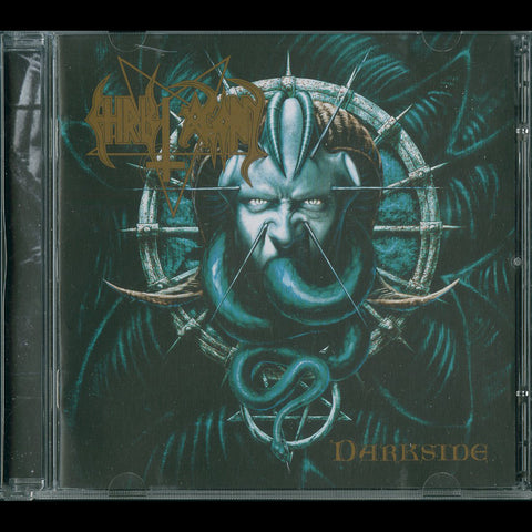 "Christ Agony ""Darkside"" Double CD"