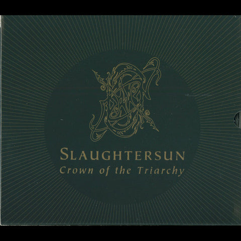 "Dawn ""Slaughtersun(Crown of the Triarchy)"" CD"