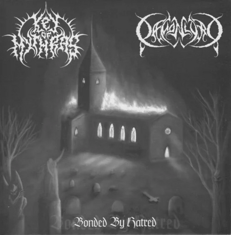 Daemonlord / Key of Mythras Split 7""
