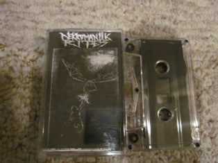 "Nekromantic Rites ""S/T"" Demo"