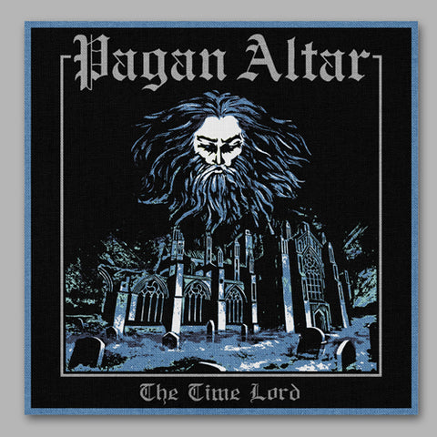 "Pagan Altar ""The Time Lord"" Patch"
