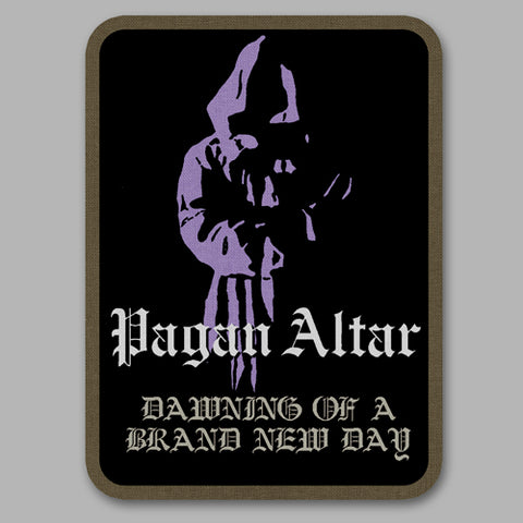 "Pagan Altar ""Volume 1"" Patch"