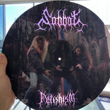 "Sabbat ""Fetishism"" Test Press Double LP"