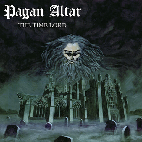 "Pagan Altar ""The Time Lord"" LP"