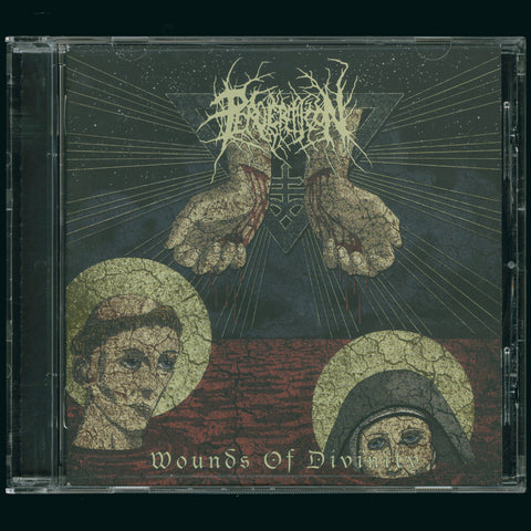 "Perverticon ""Wounds of Divinity"" CD"