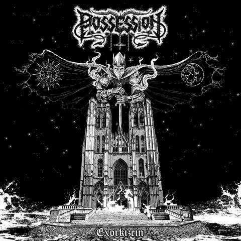"Possession ""Exorkizein"" CD"