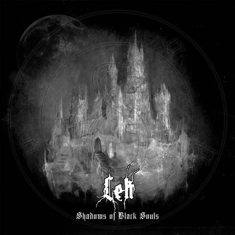 "Lek ""Shadows of Black Souls"" LP"