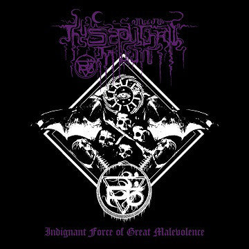 "Thy Sepulchral Moon ""Indignant Force of Great Malevolence"" LP"