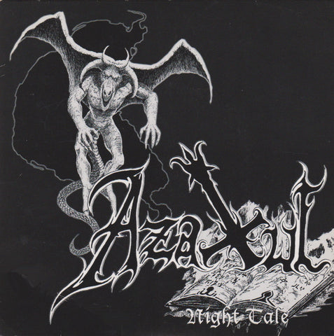 "Azaxul / SVEST ""Night Tale / Death To Macrocosm"" Split 7"""