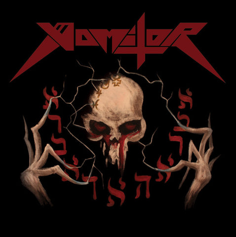"Vomitor ""Pestilent Death"" LP"