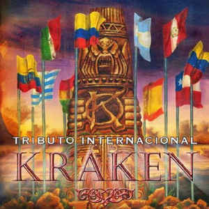 "V/A ""Tributo Internacional A Kraken"" CD"