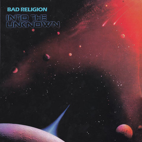 "Bad Religion ""Into The Unknown"" LP"