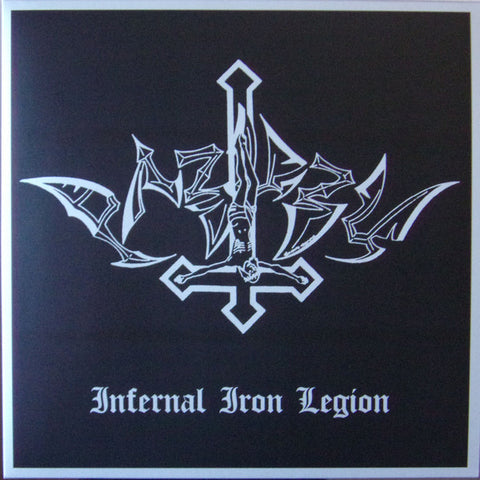 "Pazuzu ""Infernal Iron Legion"" LP"
