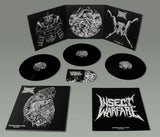 "Insect Warfare ""Entomological Siege 2004/2009"" 3 x LP + DVD"