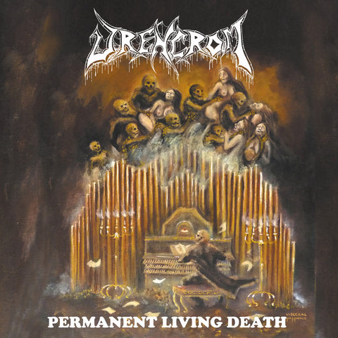 "Drencrom ""Permanent Living Death"" LP + CD"