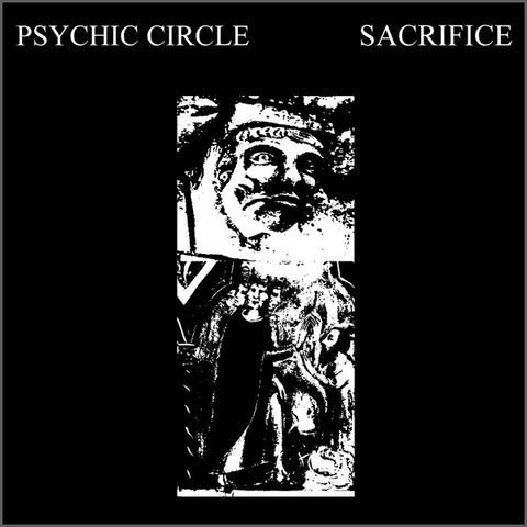 "Psychic Circle ""Sacrifice"" LP"