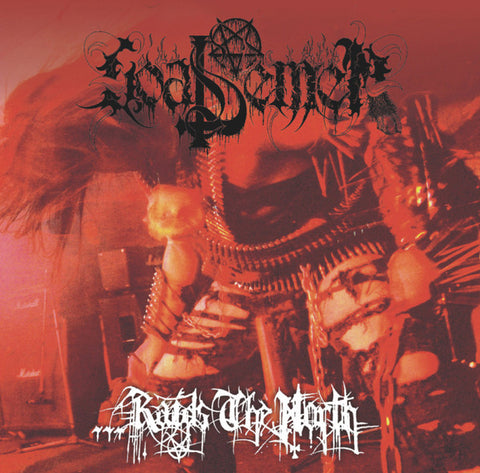 "Goat Semen ""Raids The North - 地獄の襲来"" CD"