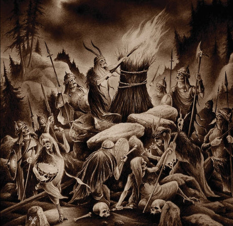 "Thurthul ""Fury of Ancient Race"" LP"