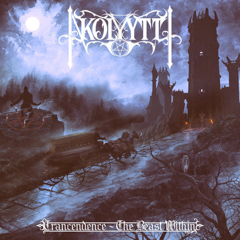 "Akolyytti ""Trancendence-The Beast Within"" 7"""