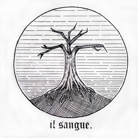 "Il Sangue ""Elegia 4: ...In Still Desolation"" LP"
