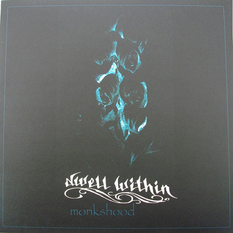"Dwell Within ""Monkshood"" White Vinyl LP"