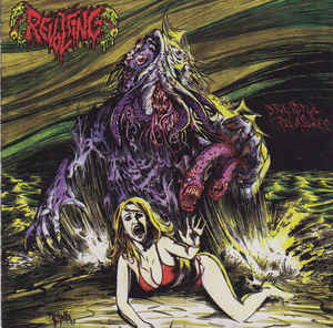 "Revolting ""Dreadful Pleasures"" CD"