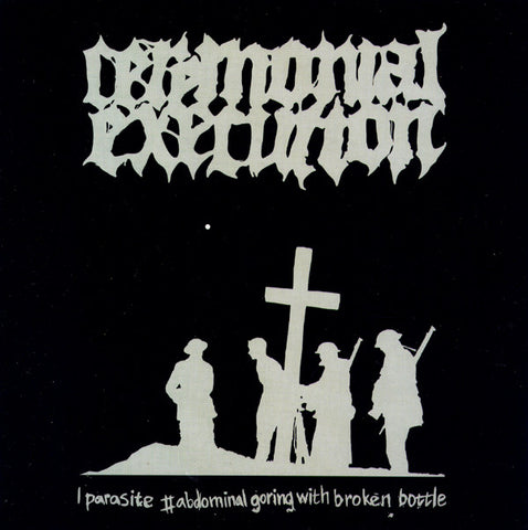 Ceremonial Execution / Borigor Split 7""
