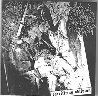 "Father Befouled ""Sacrificing Oblivion"" CDr"