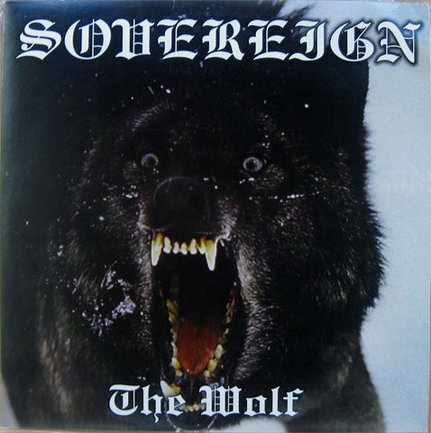"Sovereign ""The Wolf"" LP"