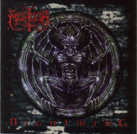 "Marduk ""Nightwing"" LP"