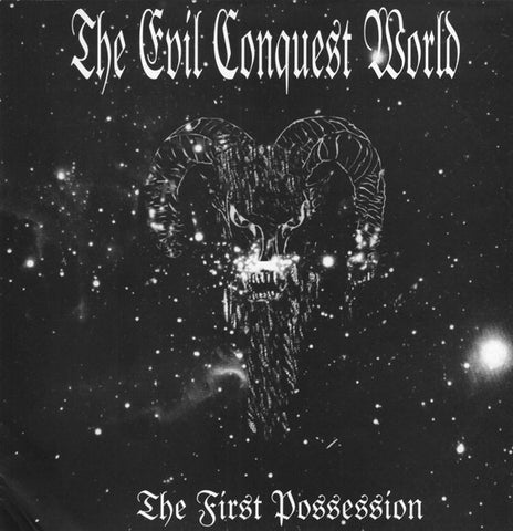 "V/A ""The Evil Conquest World : The First Possession"" 7"""