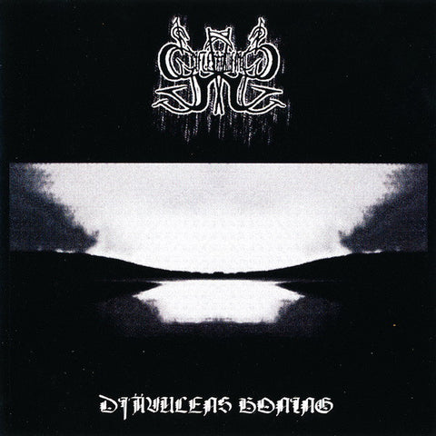 "Grifteskymfning ""Djävulens Boning"" CD (1st Press - Ancient Recs Related BM)"